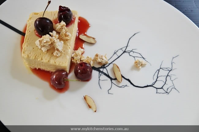Semifreddo No Churn Icecream