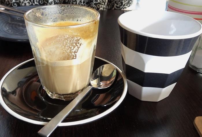 Hub House Diner coffee