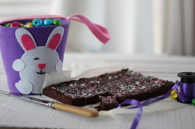 Easter shortbread