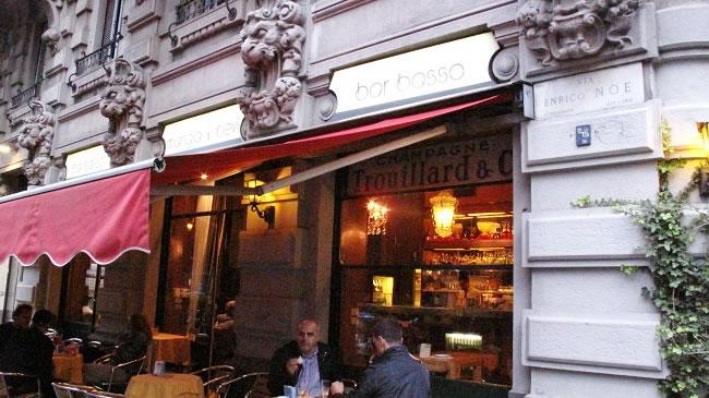 Bar Basso Milan