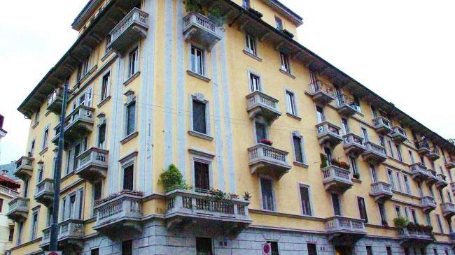 Around Milan