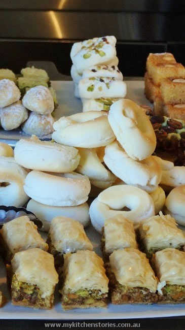Pastries at Kepos
