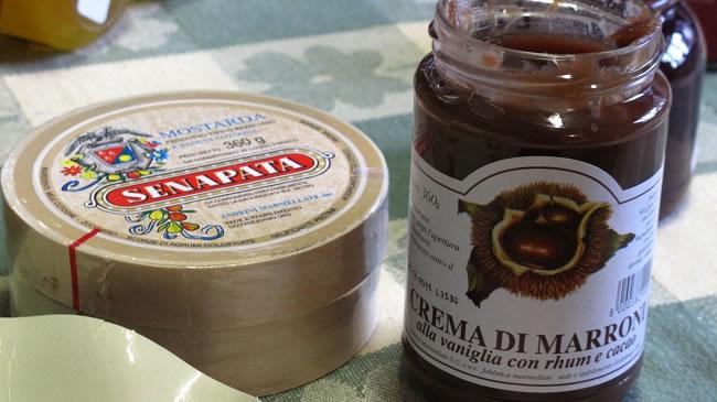 Senapata (Quince Mostarda)