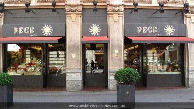 Peck Milan