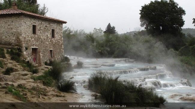 Saternia Baths