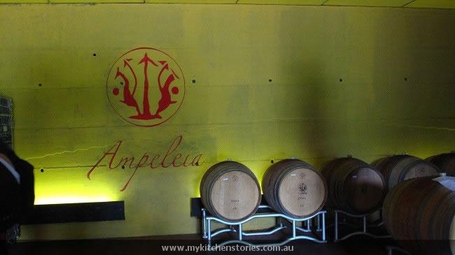 Ampeleia cellar