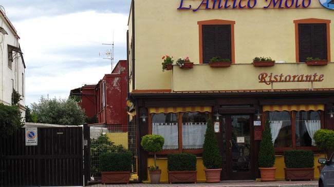 Fancy that an Italian restaurant