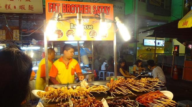 Fat Boys Satay