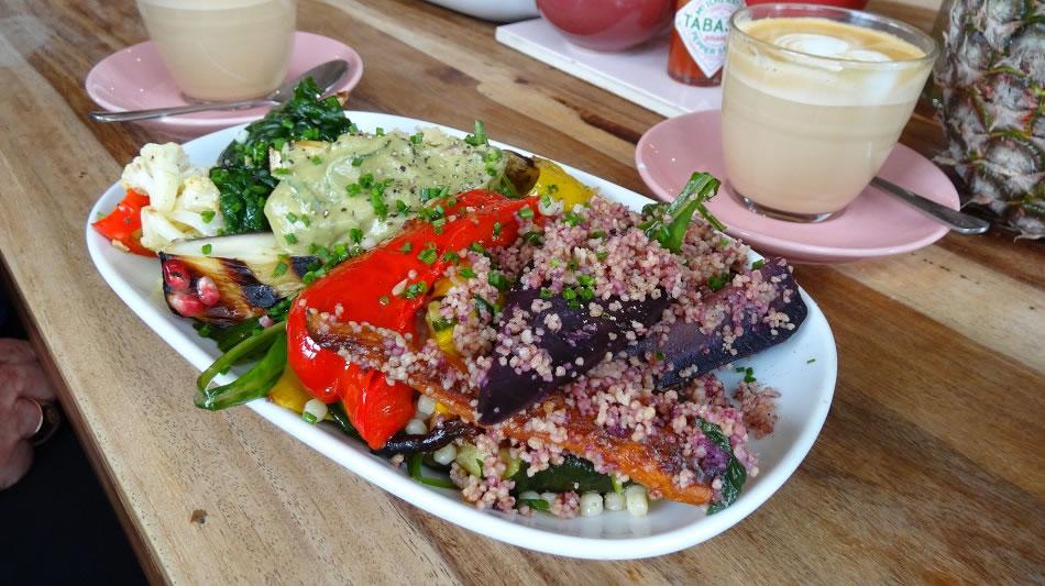 Salad mixed plate small $16