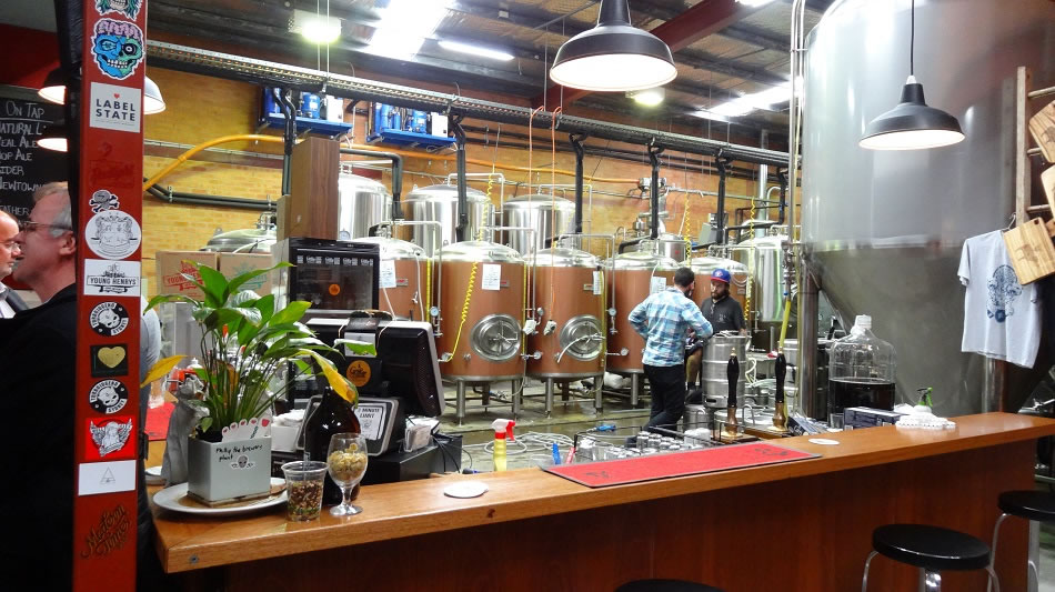 Young Henry's Micro Brewery