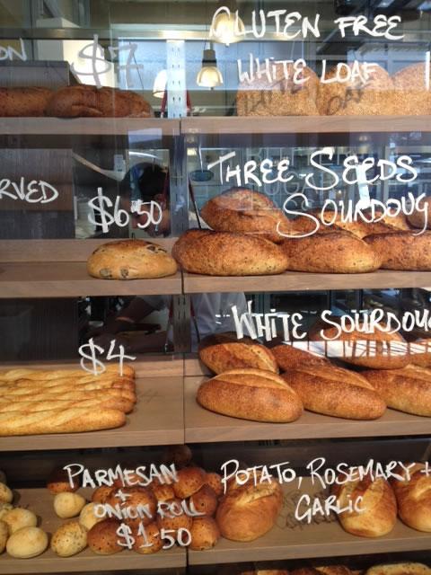 roseetta bread
