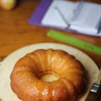 Pineapple Doughnut