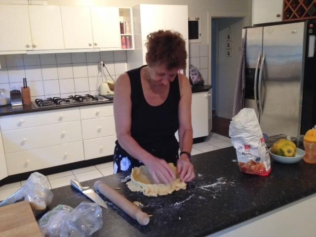 Cooking in Suva