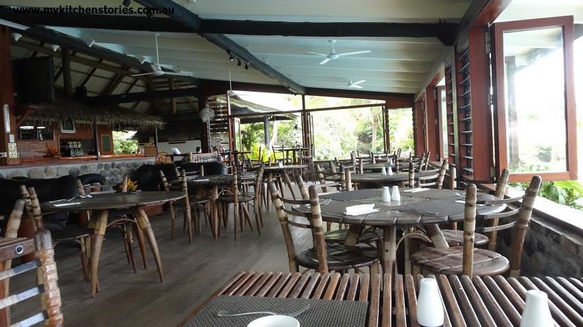 the restaurant in voli voli