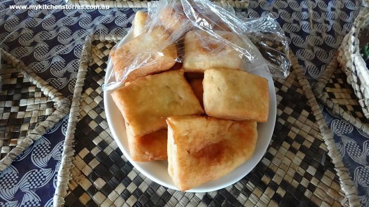 Banbacow fijian pancakes