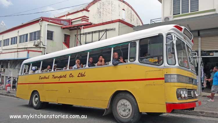 Buses of Fiji
