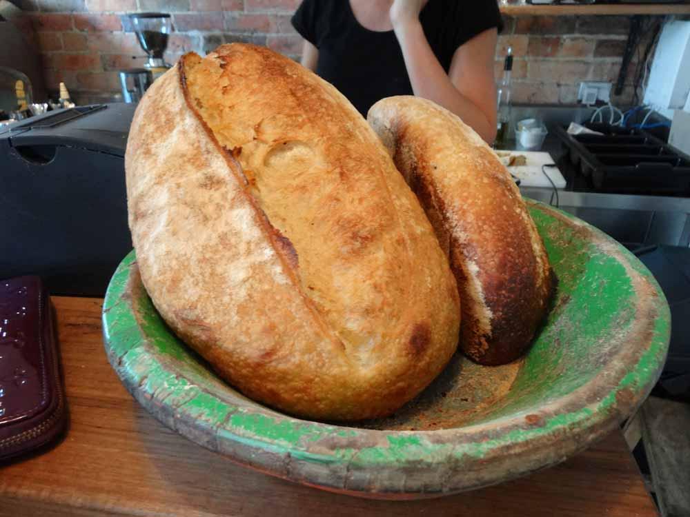 Bread at sagra