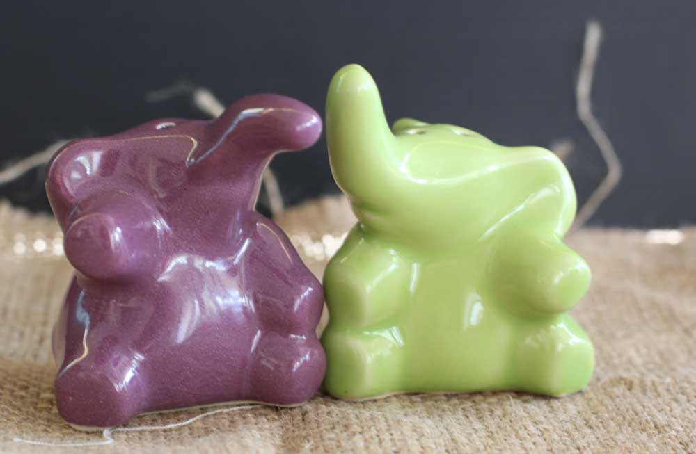 Elephants shakers