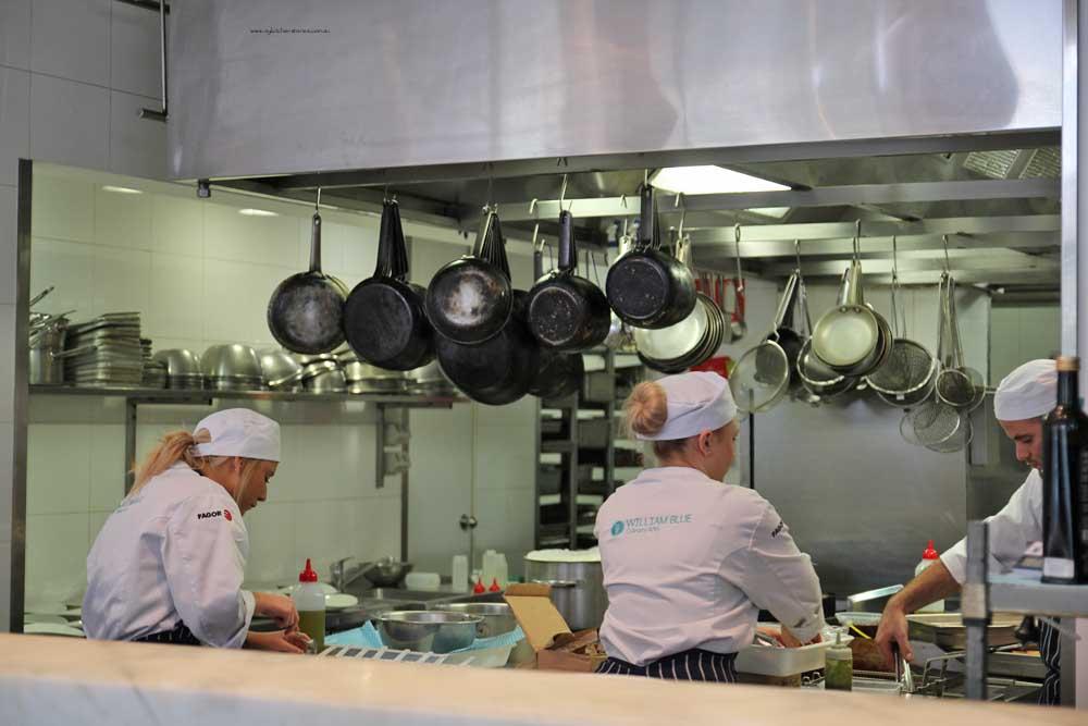 New Kitchen Brigade