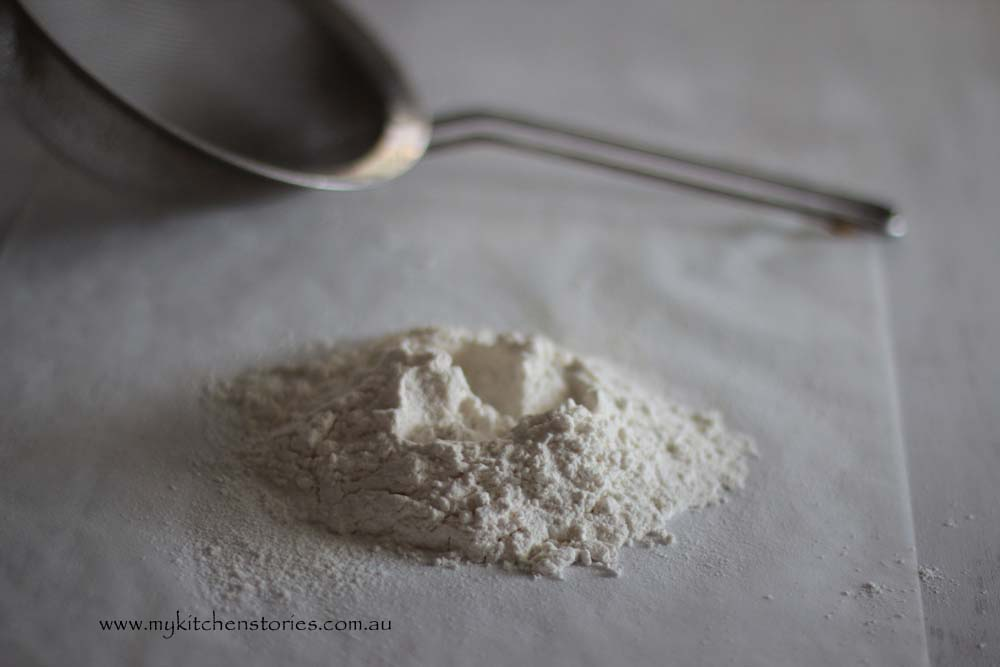 easiest sponge recipe flour