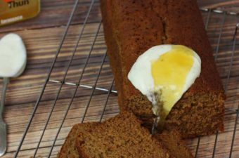 Honey cake the light and fluffy kind