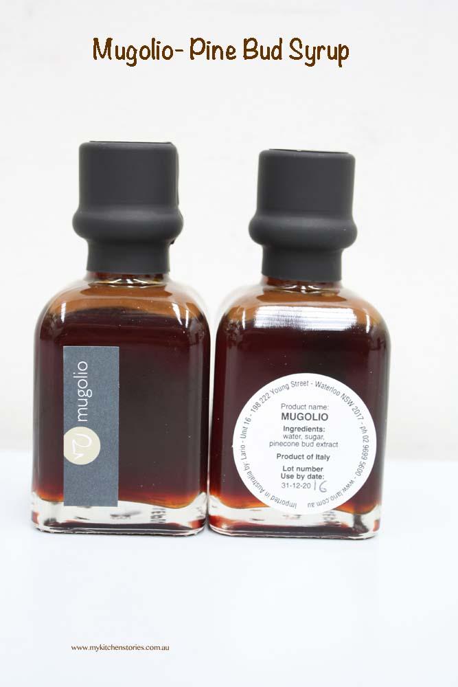 Mugolio Pine Bud Syrup-My Kitchen Stories