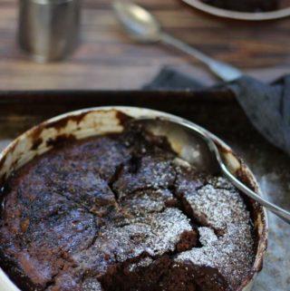 Self Saucing Pudding
