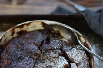 Self Saucing Pudding