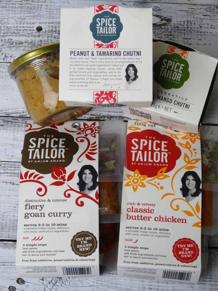 Spice Taylor new products