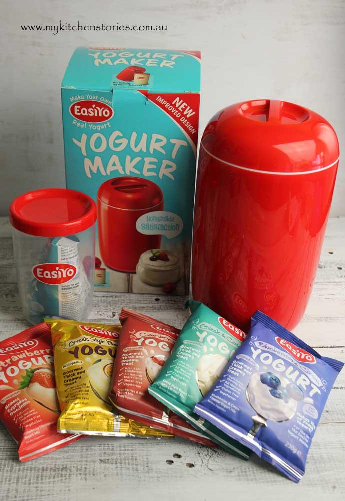 Yoghurt maker Easi Yo