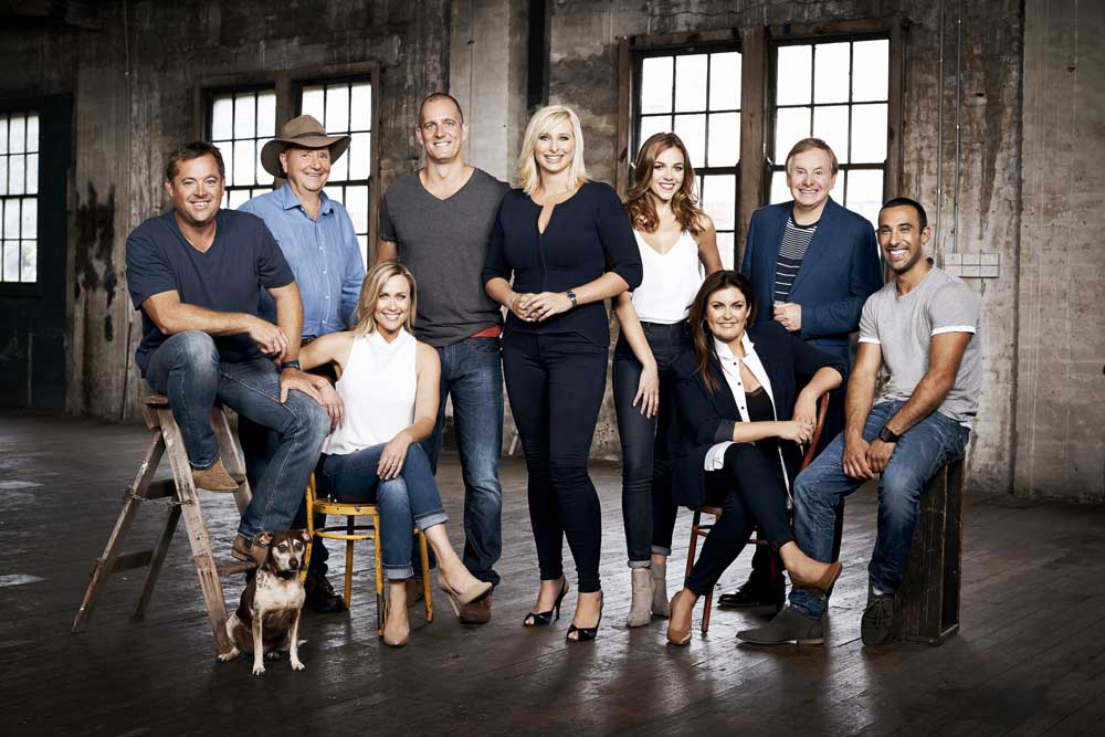 Better Homes and Gardens cast 2015 1