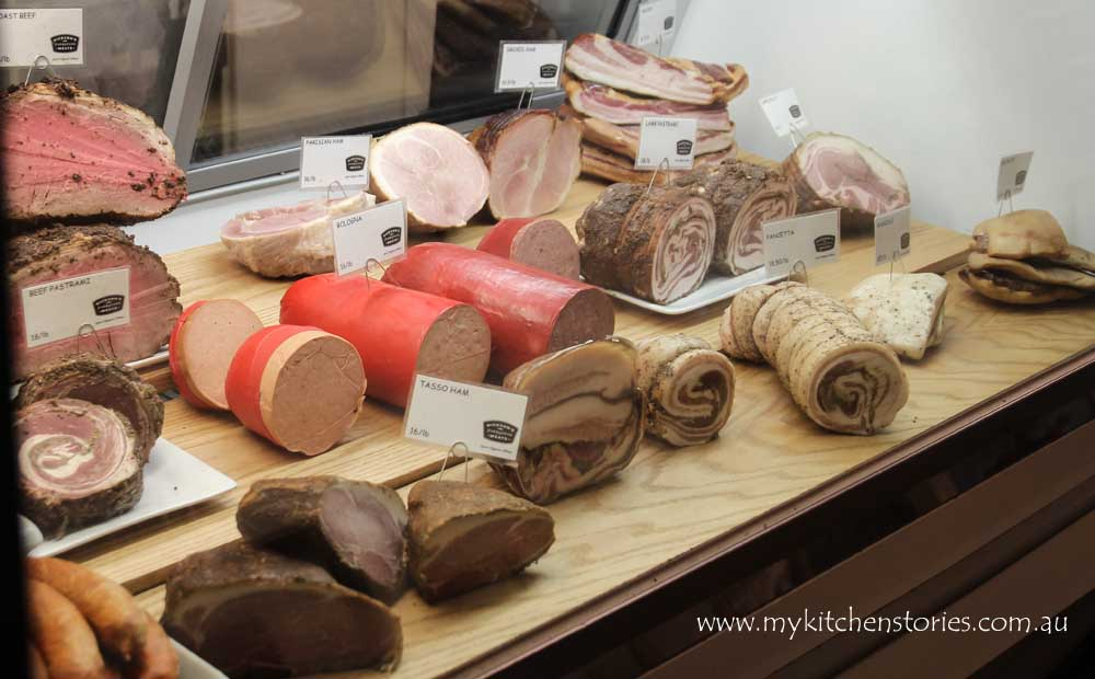 Dicksons meat chelsea market