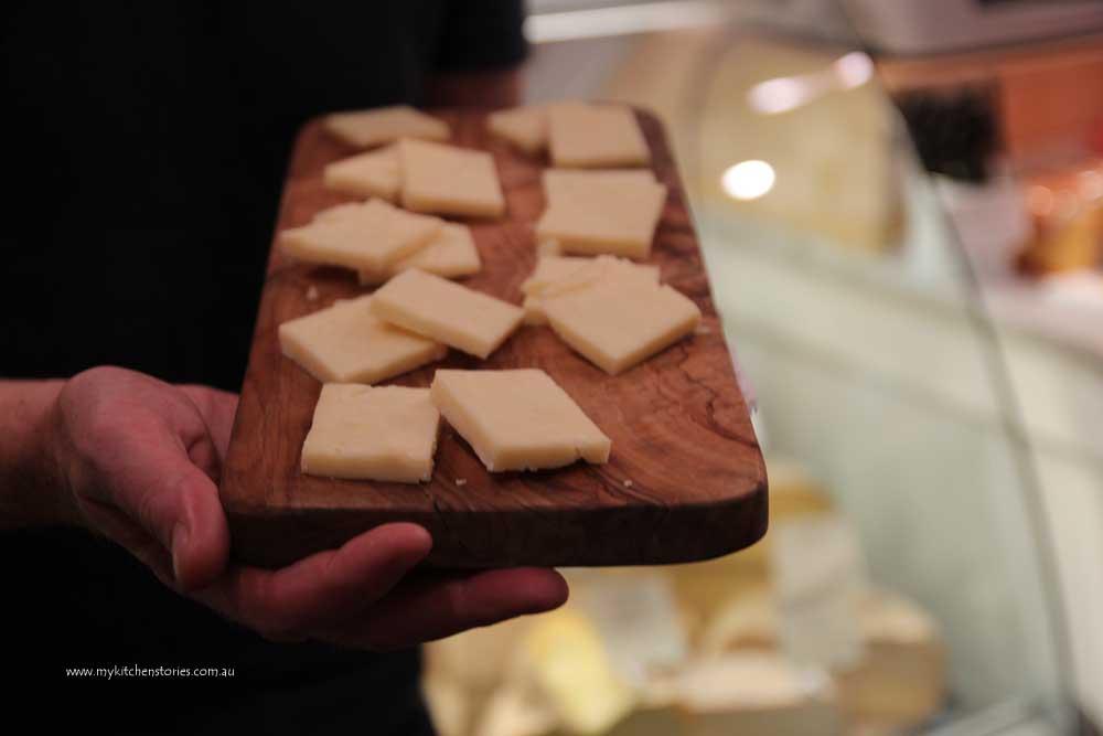 Lucys whey cheese