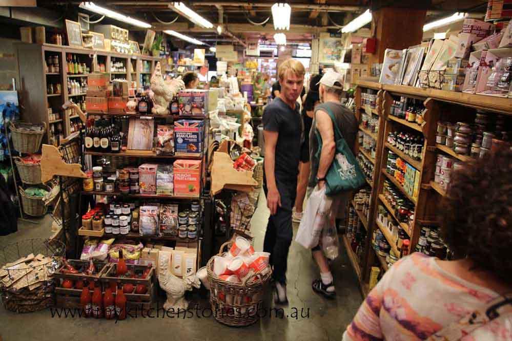 chelsea Market baskets