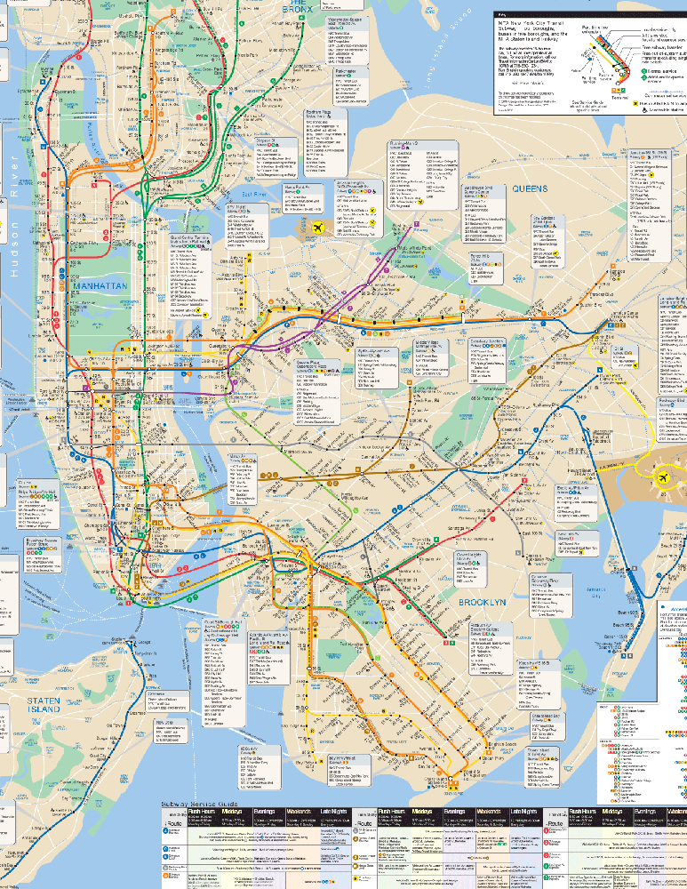 Chelsea Subway Map.Chelsea Market Food Tour New York City My Kitchen Stories