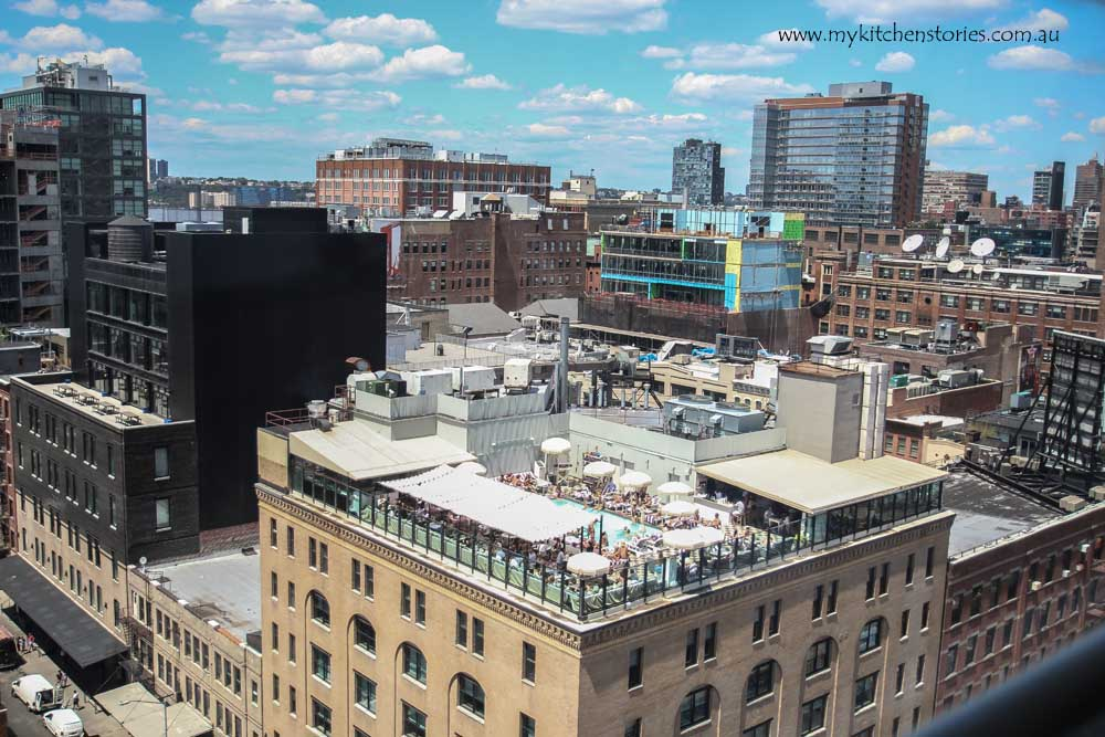 Rooftop bars of New York