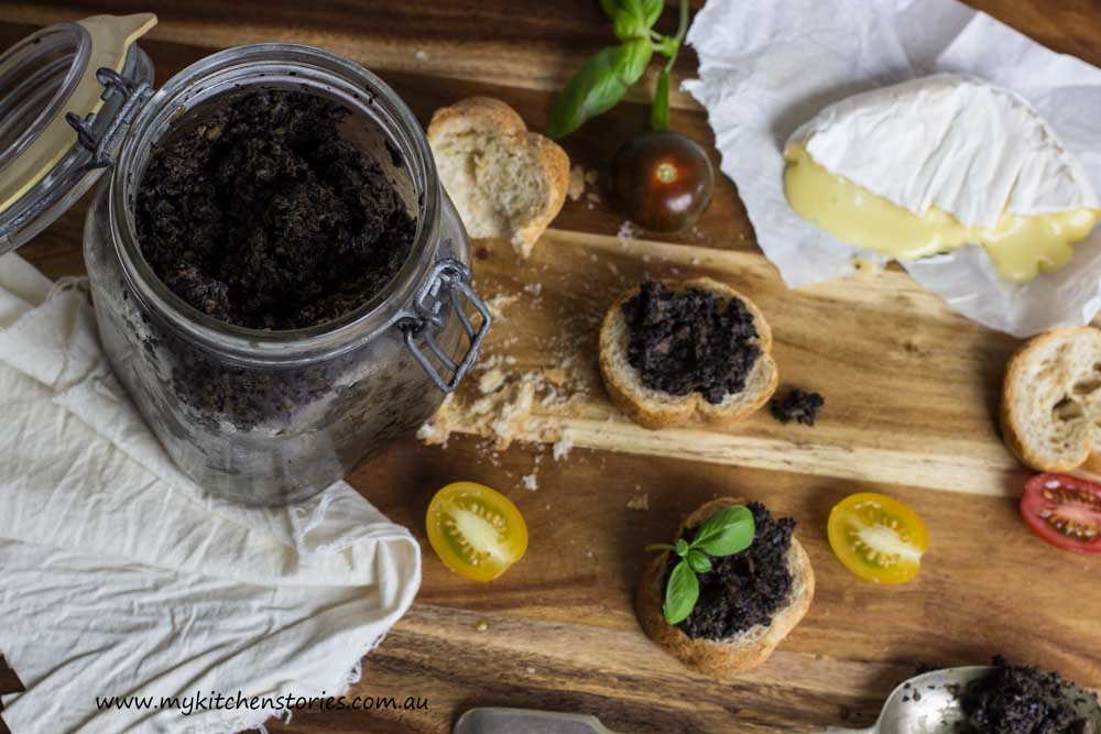 The Mushroom Pate - My kitchen Stories
