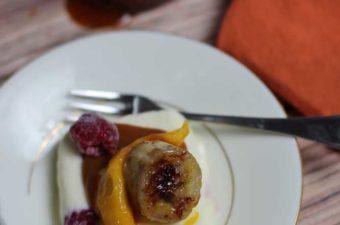 BBQ Dessert fruit