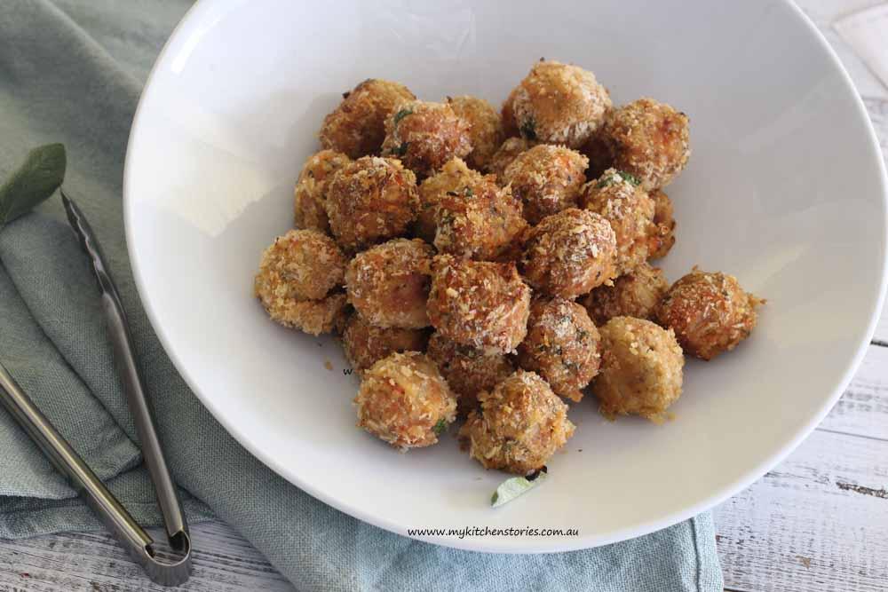 Stuffing Balls