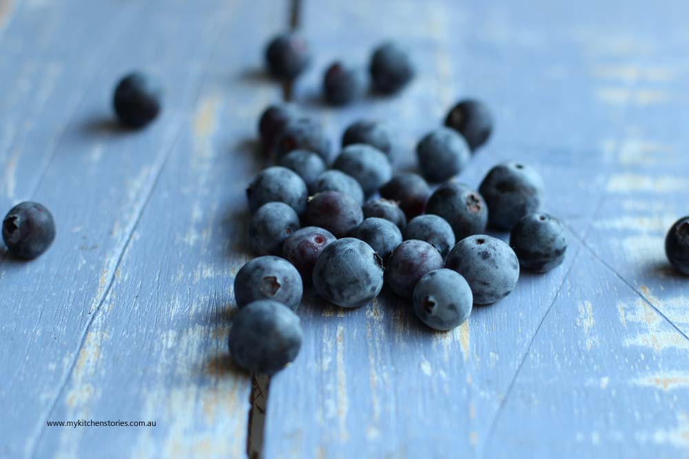 Hillview Fine Foods Blueberries