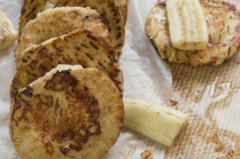 Banana Cheesecake Pockets