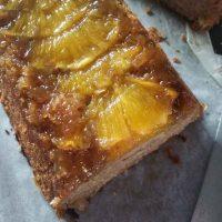 Sticky Pineapple Loaf