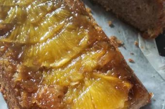 Sticky Pineapple Loaf