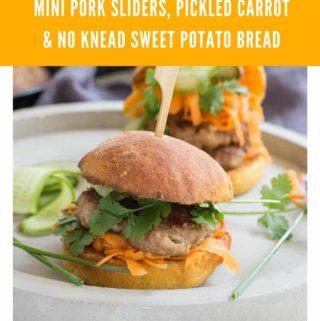 Pork sliders for parties