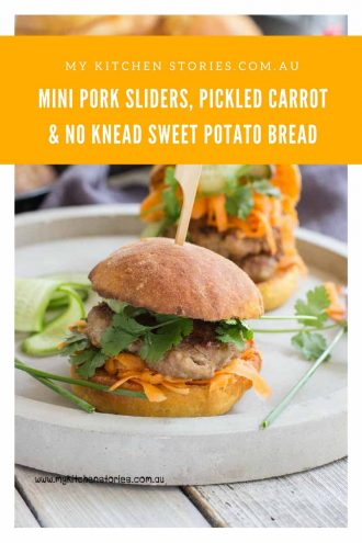 Pork sliders for parties