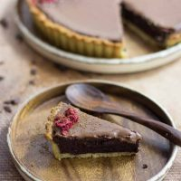 Chocolate Mousse tart