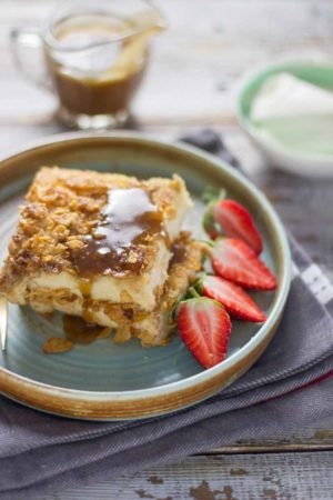 Cornflake French Toast