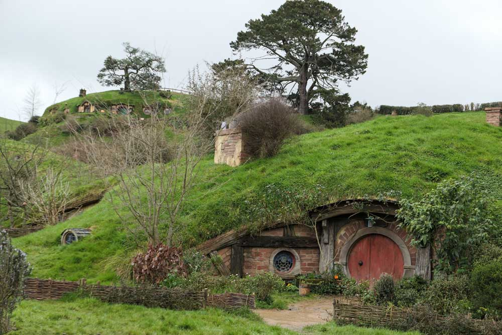 Little hobbit Holes, Hobbiton- my Kitchen Stories