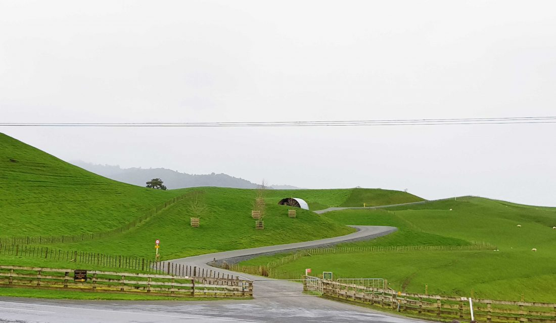 The Hobbiton farm