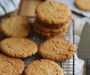 Peanut Butter cookies, vegan